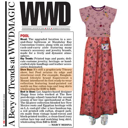 WWD (USA), 27 August 2014