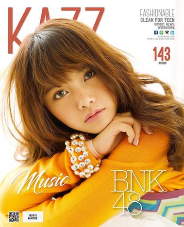 Kazz Magazine, June 2018
