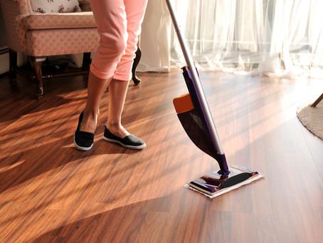 Expert Tips For Hardwood Flooring Maintenance.