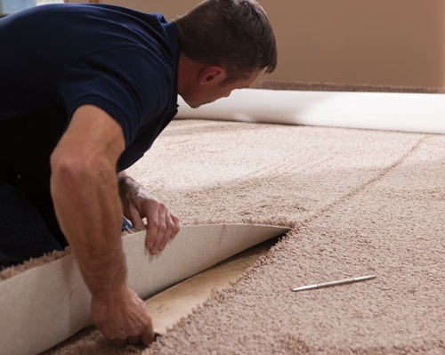 Carpet Seaming with board