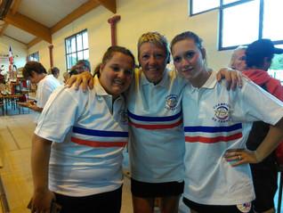 Elles sont championnes de France 2017 !