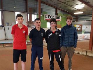 Championnat LBNA Combiné Jeunes