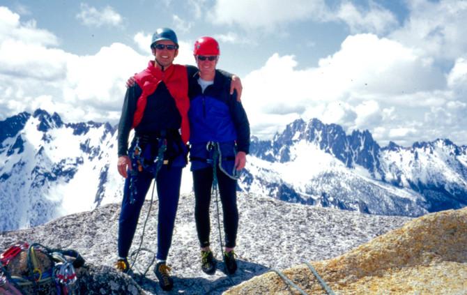 Slide Film: North Cascade Climbs