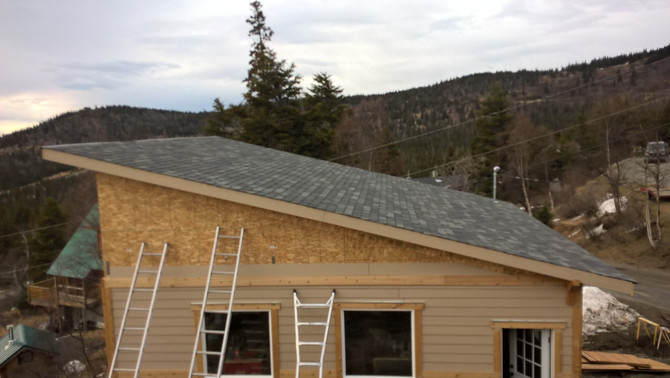 Shingle Roof in a Day