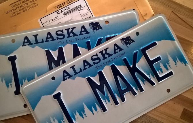 "The ""I Make"" Plate Club"