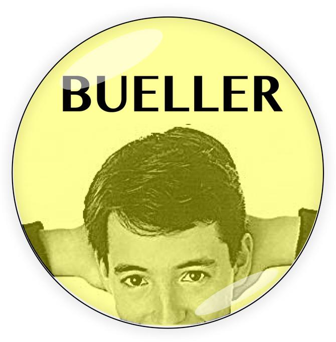 Bueller not Mueller