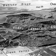 Calcrete Field Trip - Corfu Landslide Overlook