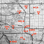 Calcrete Field Trip 2021 - Overview