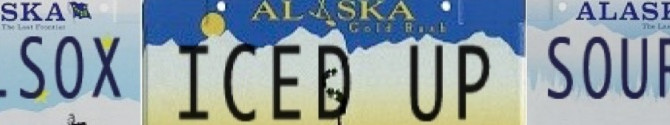 Alaska Vanity Plates Available