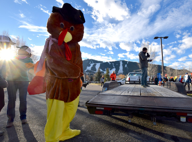 Jackson Hole Turkey Trot 2017