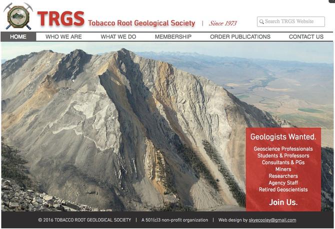 TRGS Draft Website