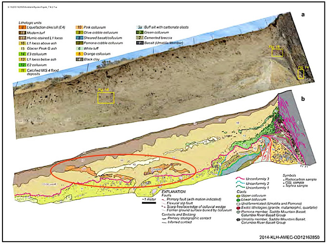 Liquefaction at Finley Quarry? A critique of Sherrod et al. (2016)