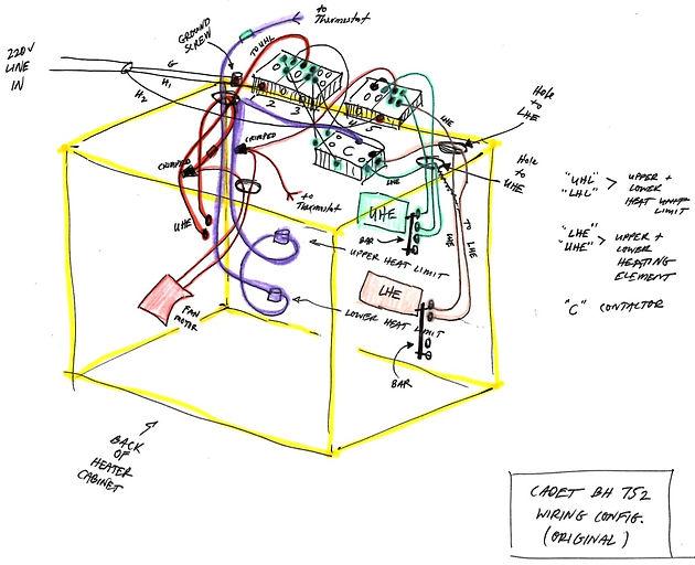 Garage Heater Wiring Plan