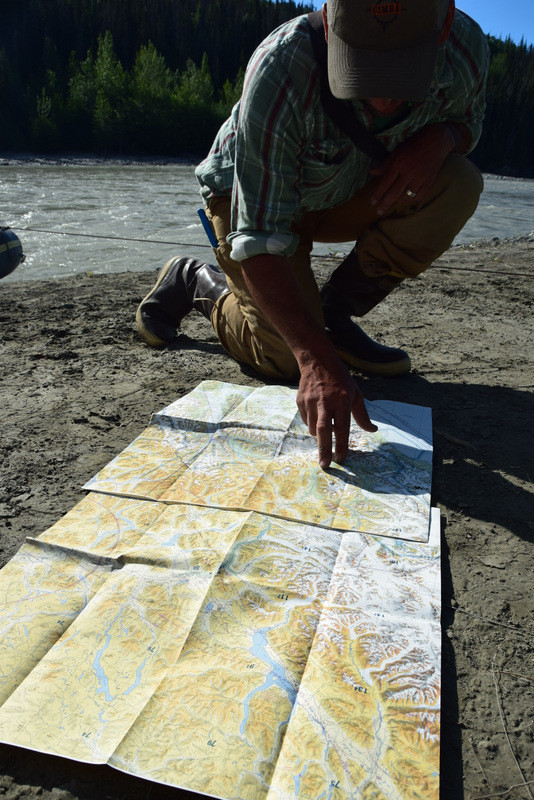 Tatshenshini: Walker Glacier & Dipper Ck