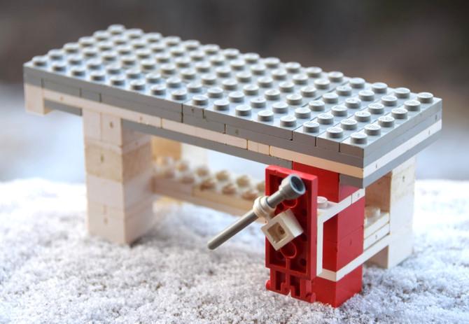 Lego Roubo