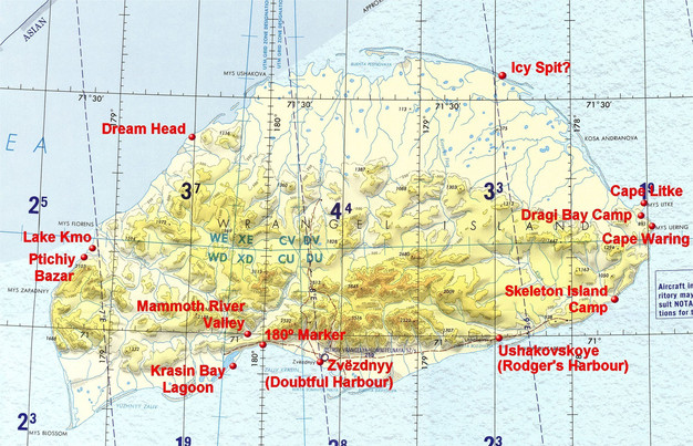 Tactical Pilotage Chart C 8a By The U S Defense Mapping Agency