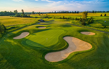 Bellingham Golf: North B'ham GC Review