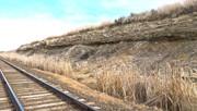 Calcrete Field Trip - Herman Railcut