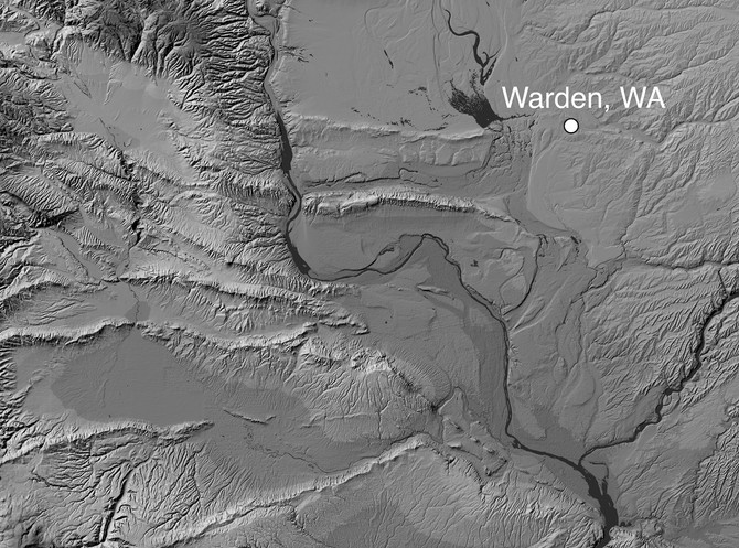 Warden Canal