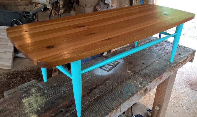 Surf Style Coffee Table