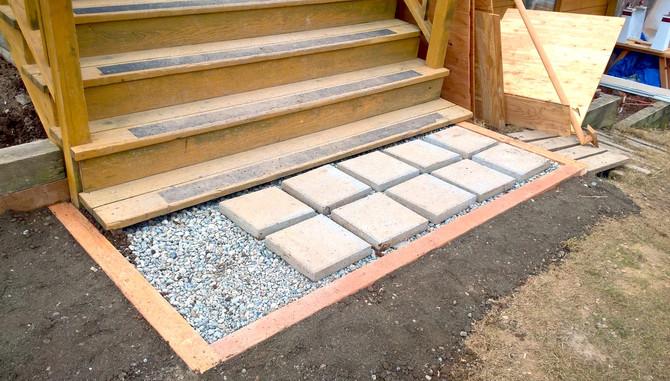 Porch Pad