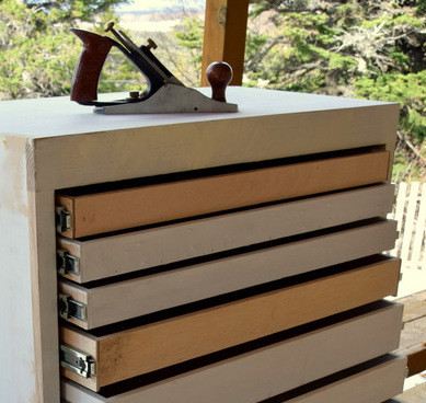 Rolling Tool Chest Build #1