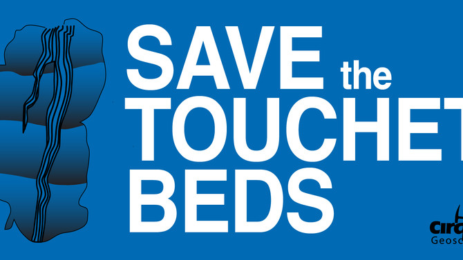 Save the Touchet Beds Stickers