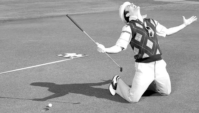 League Play & Handicaps at a Par 3 Golf Course