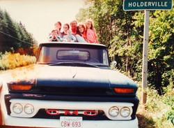 GREEN TRUCK 1992