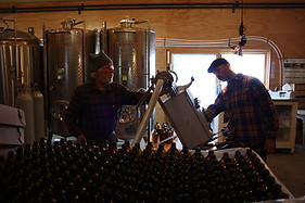 Bottling Cider