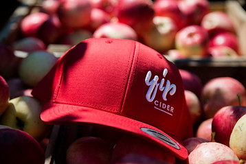 Yip Cider red hat