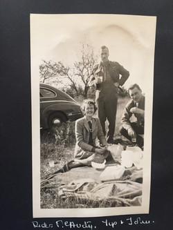 Yip Picnic 1950s