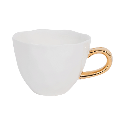 Good Morning Cup White