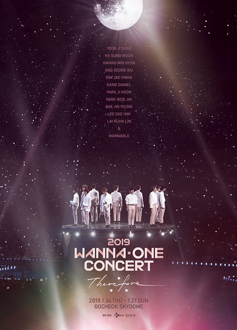 2019 Wanna One Concert [Therefore]