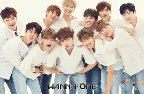 Wanna One 正会員等級アップ