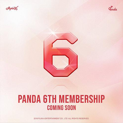 【追加募集】APink PANDA 6期 ファンクラブ加入代行