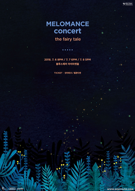 """MELOMANCE Concert """"The Fairy Tale"""""""