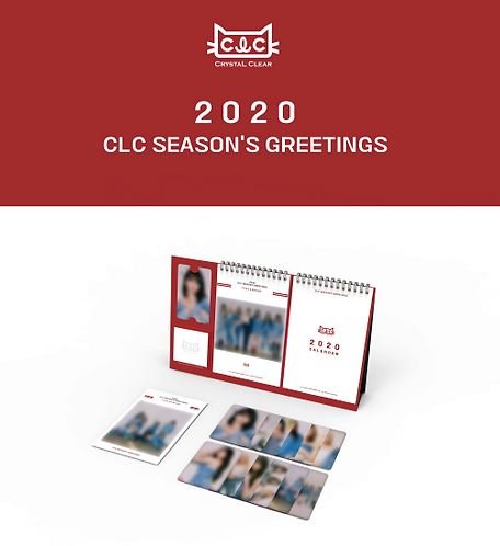 CLC 2020 SEASON'S GREETING