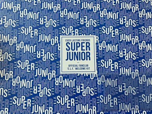 【数量限定】SUPER JUNIOR E.L.F FCグッズ