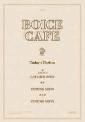 CNBLUE SPECIAL FANMEETING [ BOICE CAFÉ : LJH CAFÉ ]