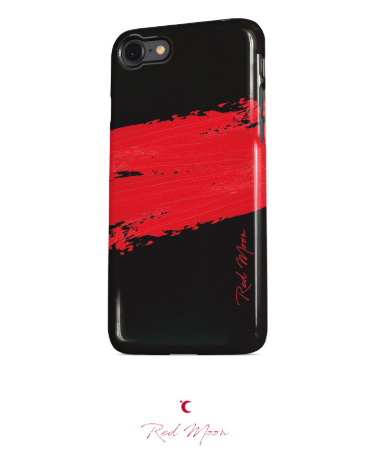 MAMAMOO PHONECASE - Red Moon