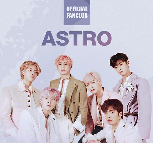 ASTRO公式ファンクラブ<AROHA4期> 加入代行