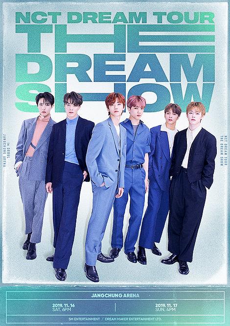 NCT DREAM TOUR 11月5日 A区域10列