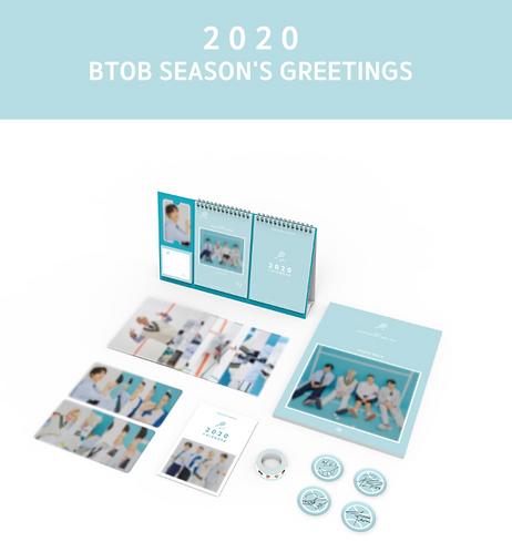 BTOB 2020 SEASON'S GREETING