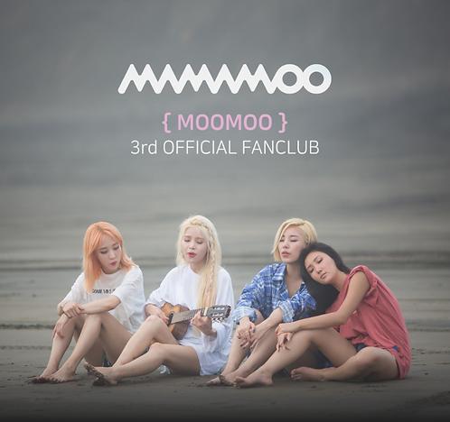 ★MAMAMOO 公式ファンクラブ<MOOMOO>3期追加 加入代行