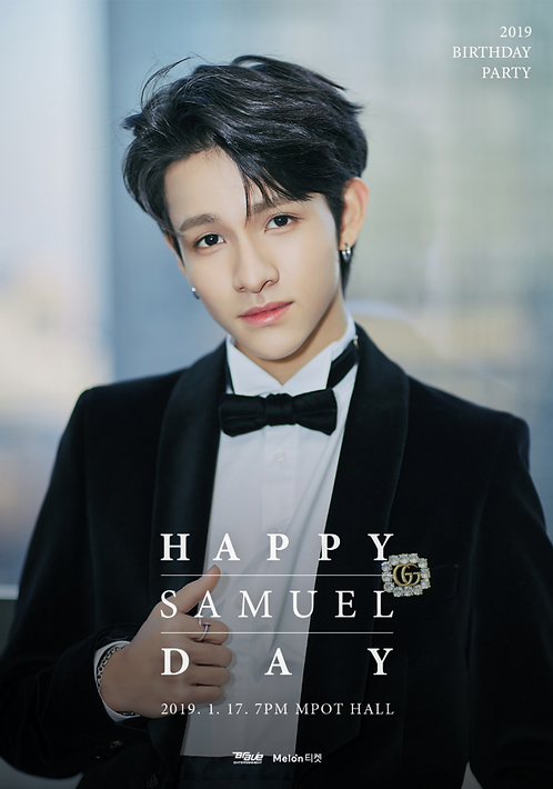 2019 HAPPY SAMUEL DAY