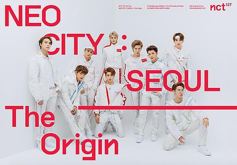 NCT127 1stツアー<NEO CITY: SEOUL - The Origin>