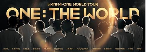 Wanna Oneワールドツアー <ONE:THE WORLD>inソウル【余分確保分はツイートします】