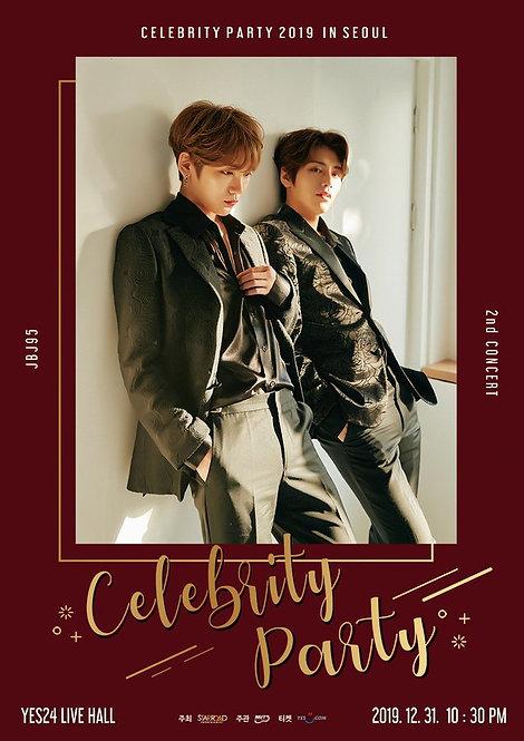 【予約】JBJ95 2nd CONCERT[CELEBRITY PARTY 2019]in SEOUL