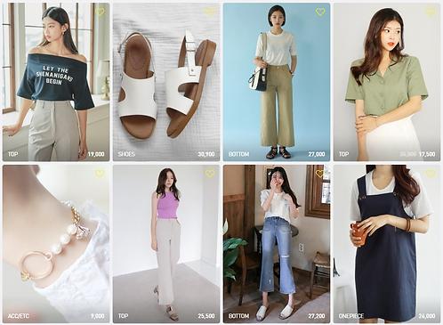 韓国ファッション 購入代行
